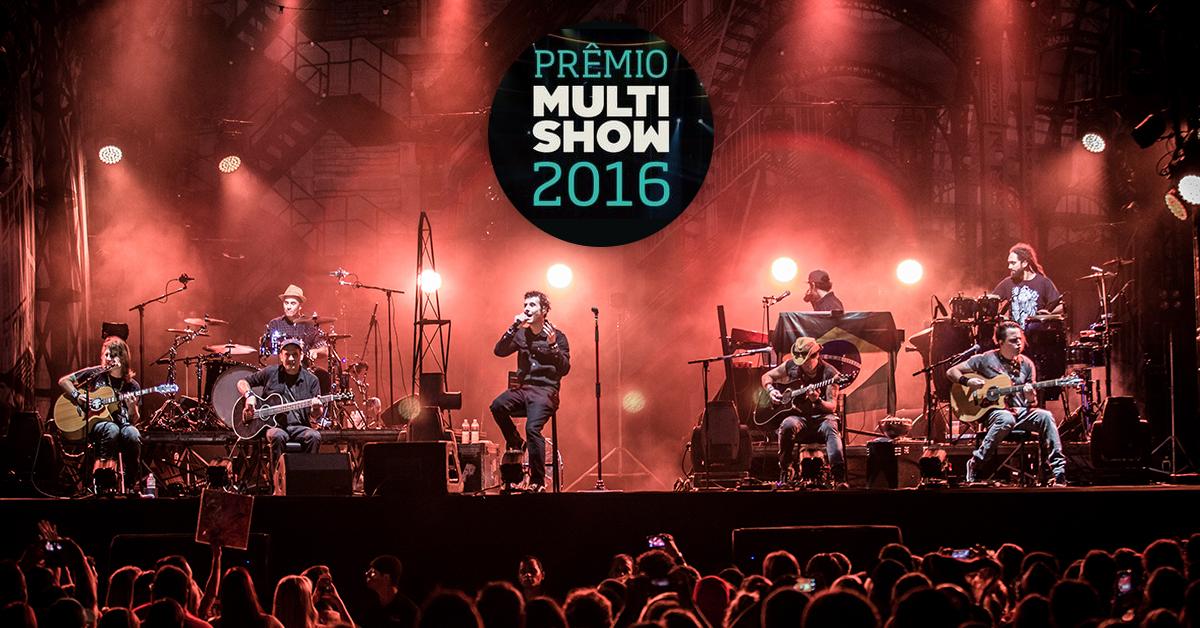 Resultado de imagem para premio multishow ao vivo 2016