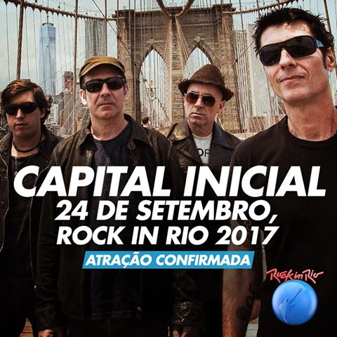 Assistir Capital Inicial ao vivo Rock In Rio 2017 Dublado e Legendado Online